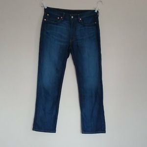 Levi's 514 Classic straight fit jeans size 36 x32